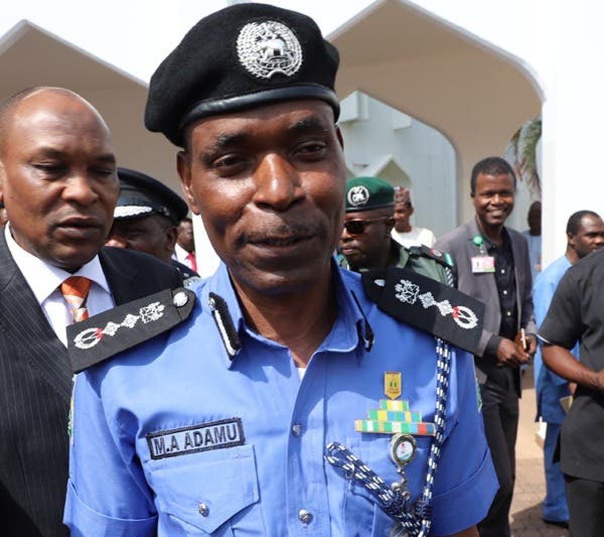 Edo Election : 31,000 POLICEMEN DEPLOYED.