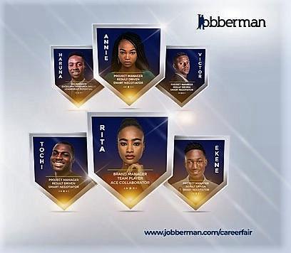 JOBBERMAN SET TO HOST Nigeria's LARGEST VIRTUAL CAREER FAIR.