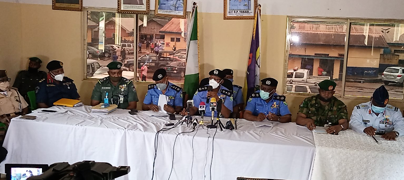 Edo 2020 : WE ARE READY FOR ACTION  - Police