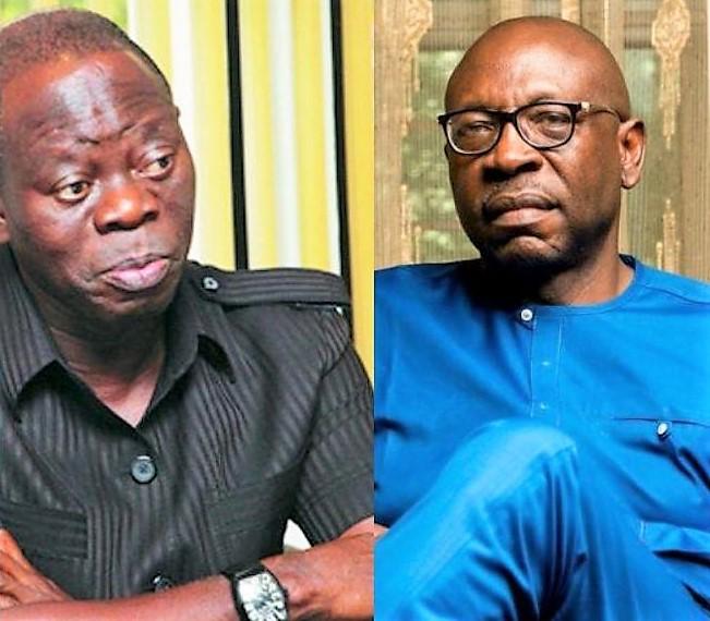VIDEO : IZE -IYAMU IS VERY VIOLENT -Adams Oshiomhole.