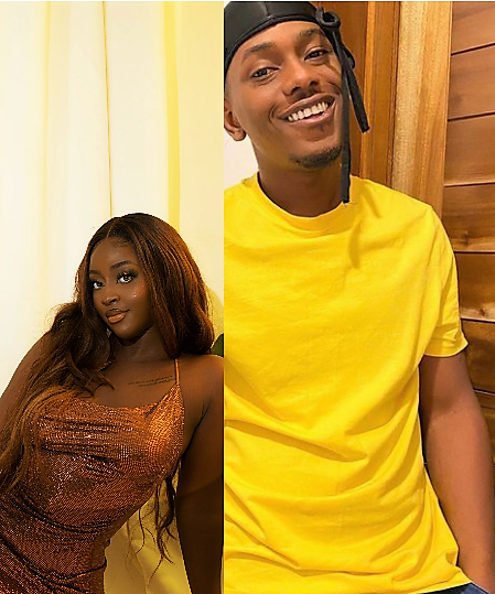 Drama : Girlfriend Of Actor Timini Egbuson THREATENS Side chick & Her Friends WITH LEGAL ACTION