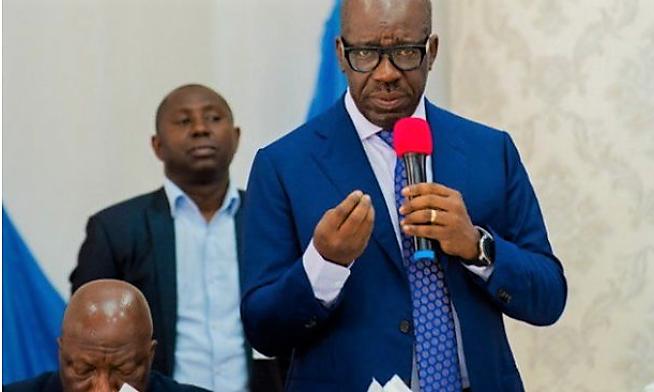 Edo Election : INEC SET TO ANNOUNCE Gov Godwin Obseki AS WINNER.