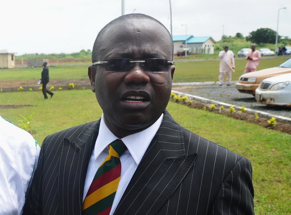 Ex-Ghana FA President's LIFETIME BAN Reduced To 15 years .