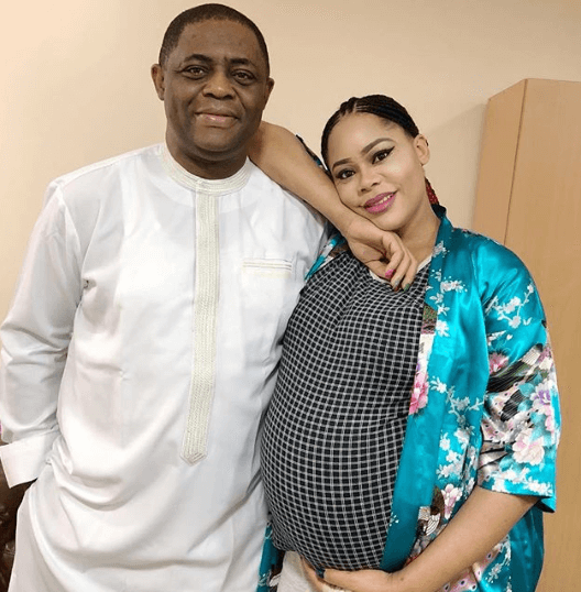 I Caught My Wife in Bed with a Married Man - Fani Kayode REACTS To VIDEO Shared By Sahara Reporters