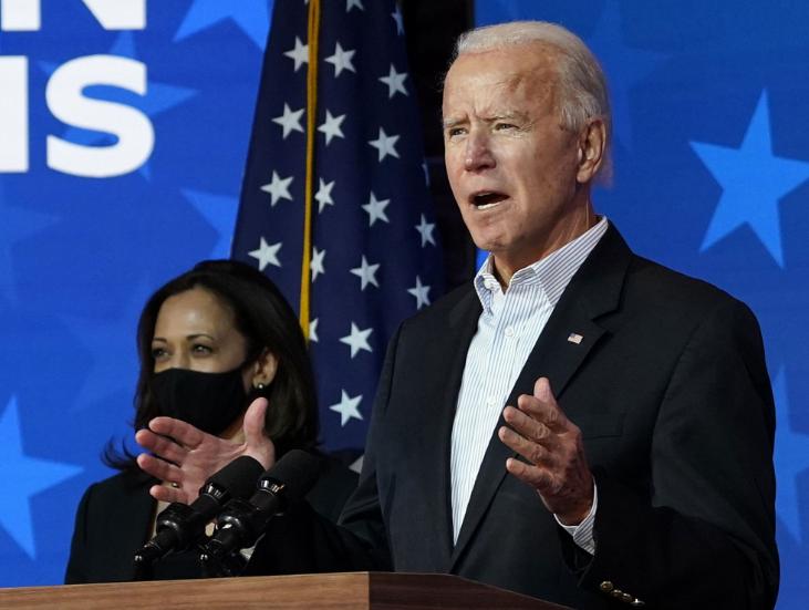 #BidenHarris2020: Joe Biden EXPRESSES APPRECIATION .